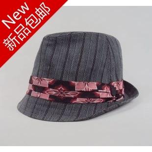 Cap fedoras hip-hop hat male hat women's hat summer sun-shading