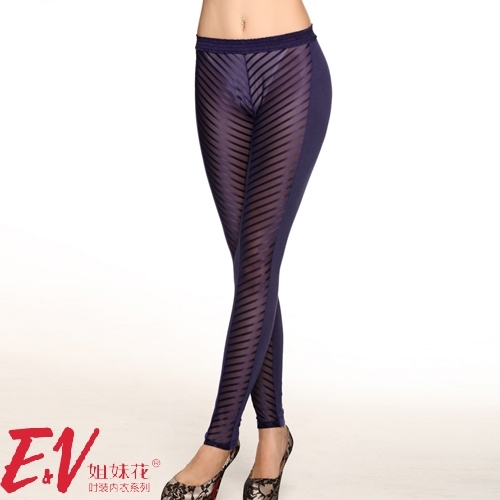 Corset elastic fabric slender beauty care 's tailored pants body shaping pants female e12280