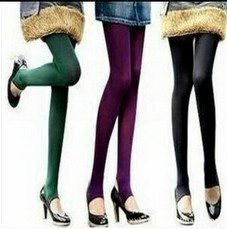 (CPA)free shipping wholesale 10pcs/lot Personalized candy color women's legging/stocking nice package and nice quality