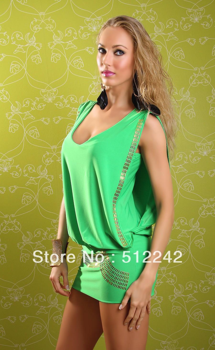 Платье Зеленое С Доставкой