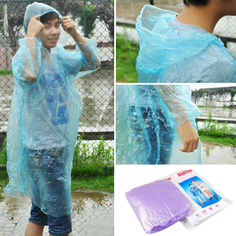 Disposable raincoat portable raincoat good underservant a053