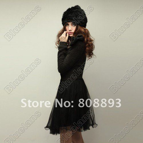 Europe America Elegant Fashion Double-breasted Bow Stitching Dress