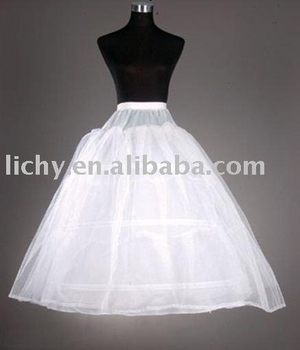 Evening gown petticoat,Evening dress underskirt,Wedding dress petticoat/crinoline,Petticoat dresses,Crinoline,lyc2691