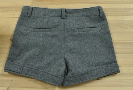 Fabric and fabric composition of wool woolen boots pants of various styles