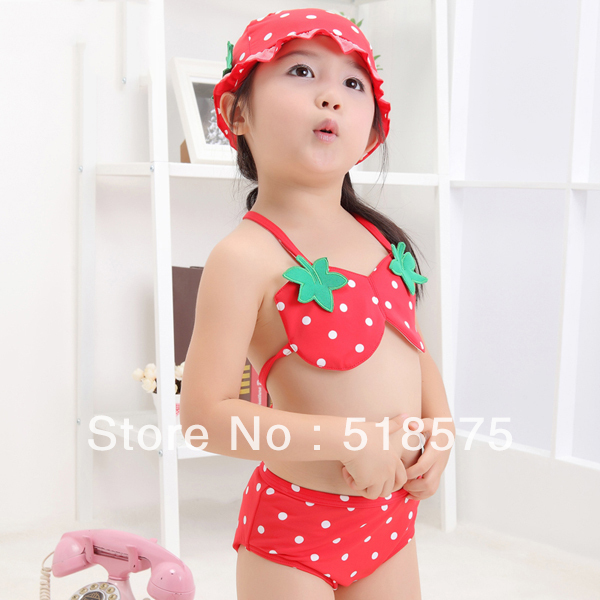 Factory price,Hot Sale Baby swimwear, wholesale kids girl  brand bikini,girls swimsuits kids Free shipping
