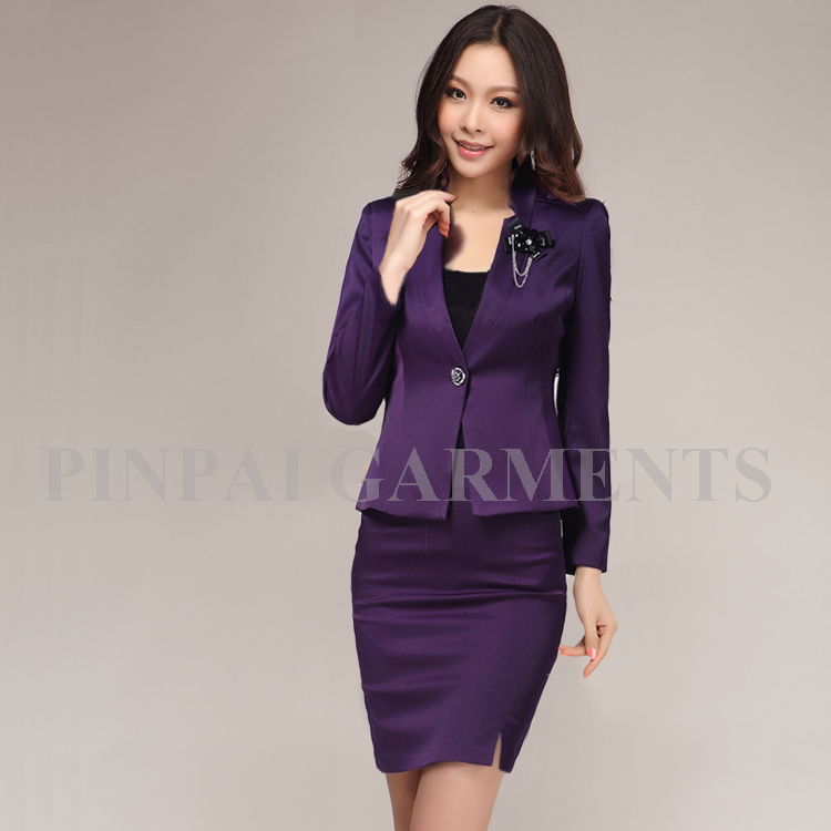 factory-price-long-sleeve-slim-purple-dress-career-set-women-suit-free-gift-60168362.jpg