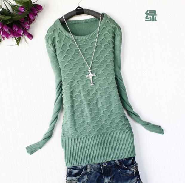 Женский длинный свитер с доставкой