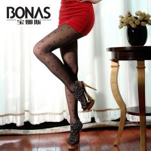 Fashion Sexy New Pretty Heart Pattern Jacquard Pantyhose/Tights Silk stockings