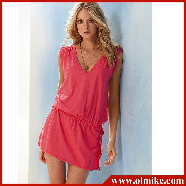 Fashion Summer Womens attractive bikini dress, holiday Beach skirt casual dresses sexy swimwear Ladies' Cover Up beachwear