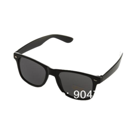 Fashion UV Protection Retro Vintage Unisex Wayfarer Trendy Cool Sunglasses free shipping