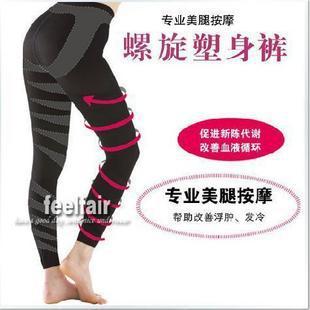 Female mid waist abdomen seamless drawing butt-lifting pants fat burning lean postpartum body shaping pants slimming panties 9