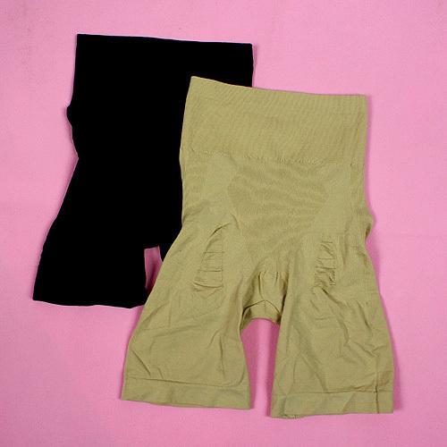 Female slimming beauty care fat burning abdomen pants butt-lifting drawing seamless 3 corset pants body shaping pants ak9901
