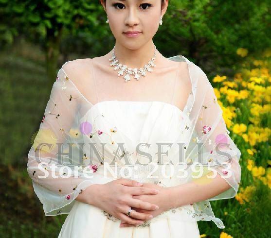 free ship women dress bridesmaid lace shawl bride shawl wedding wraps