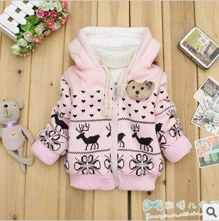 free shipment and wholesale of children winter ouwear coat, children cloth