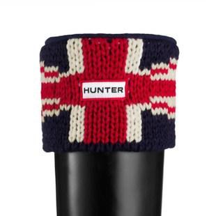 Free shipment High quality hunter rain boots flag socks,woman cotton hunter socks
