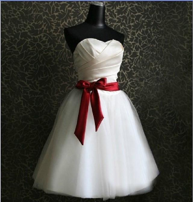 Free shippg. Hot-selling 2013 strap style puff skirt short design bridesmaid dress the bride wedding dinner formal dress