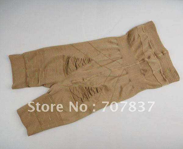 Free Shipping 200pcs/lot  As Seen On TV Wholesale Beige and black Slim n lift/Slim Pants Body Shaper