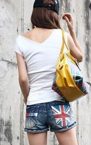 free shipping 2011 summer dress new bull-puncher knickers something sexy small hot pants