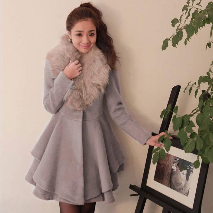 Пальто Платье Зимнее Купить