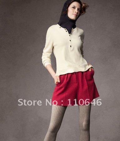 free shipping 2012 hot sale fashion lady shorts women shorts