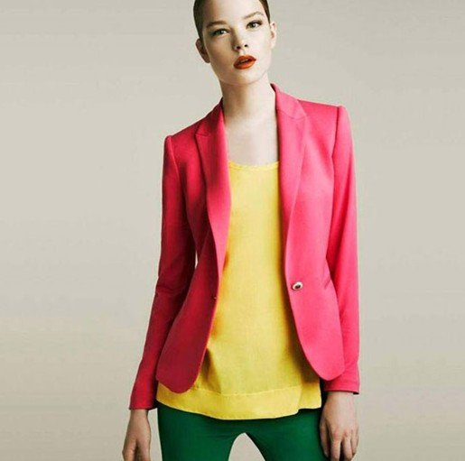 free shipping 2012 NEW Europe and America Leisure cultivate one's morality coat  Western-style clothes Show thin suit YJ136