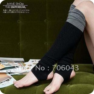 FREE SHIPPING 2012 NEW HOT  twisted , dsmv springboard over-the-knee step color ankle sock long socks