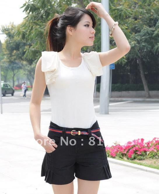 free shipping   2012 new summer han edition leisure female shorts