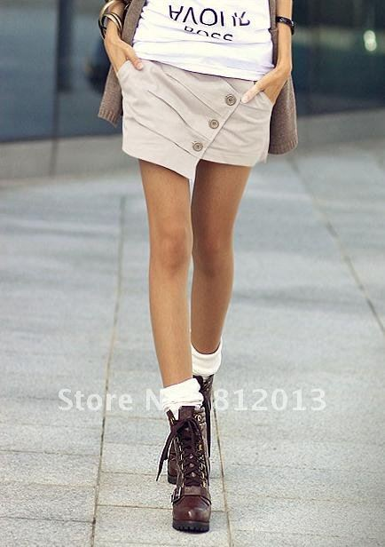 free shipping   2012 summer wear shorts han edition female fashion new hot pants