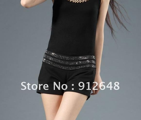 free  shipping    2012 women's fashion for new sexy shorts summer