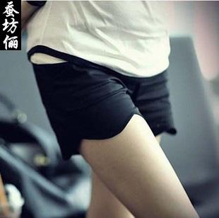 Free Shipping 2013 maternity pants summer maternity shorts super shorts belly pants 1b