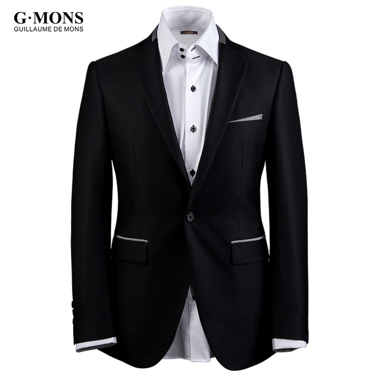 Free shipping  2013 Men's Brand Wedding Suit 100% Wool /High Quality Formal Suit Tuxedo T-XXL
