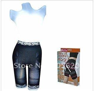 Free shipping 2013 New fashion women shape pants sexy shapewear lace underwear slimming shapers