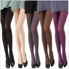 free shipping! 2013 new wire pantyhose female wire socks autumn and winter thickening thermal legging socks