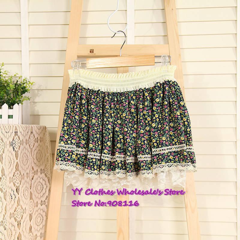 Free shipping,2013 Nw fashion women dresses,ladies Folds retro skirts summer dresses lace decorated,1pcs/lot,X2974