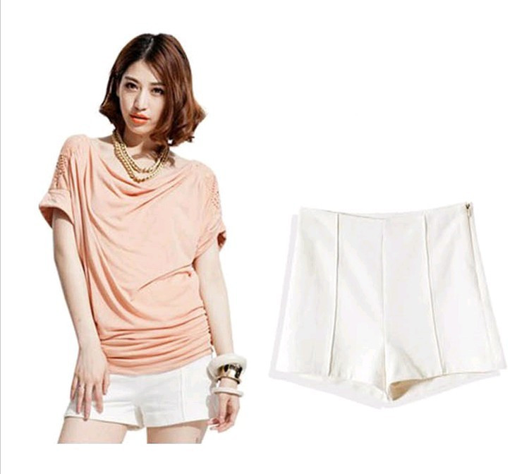 Free shipping 2013 spring and summer high waist shorts, casual leggings Brazil hot pants-G290
