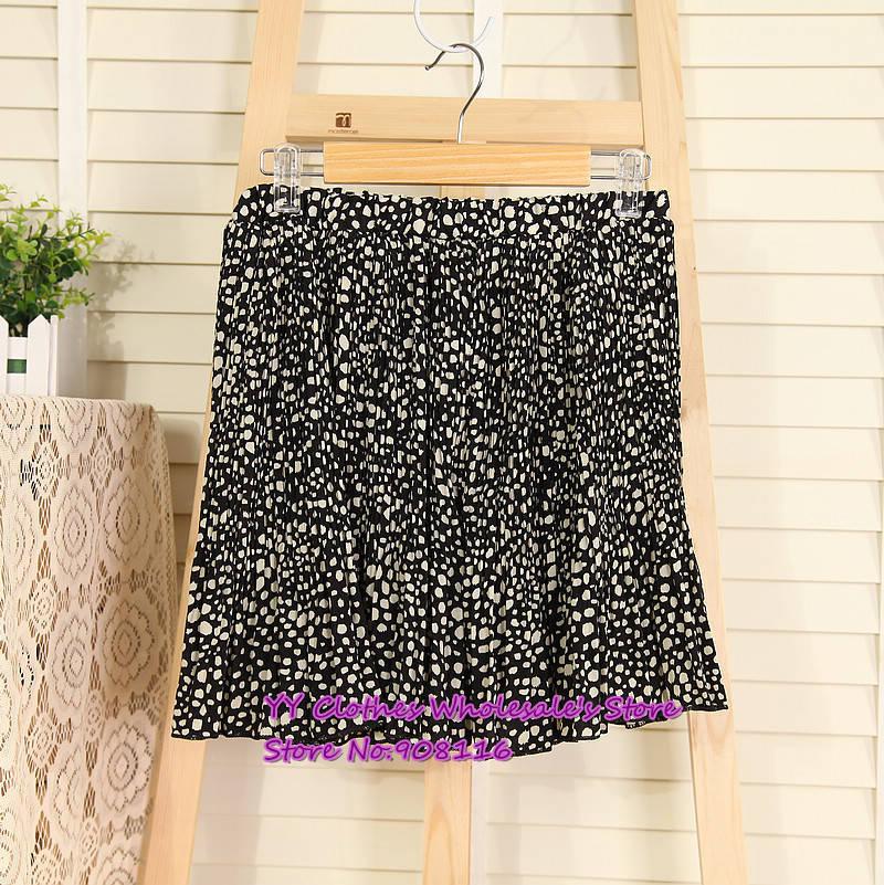 Free shipping,2013 summer hot skirt Korean women's fashion wild chiffon skirt Floral skirts,ladie half dresses,1pcs/lot,X2989