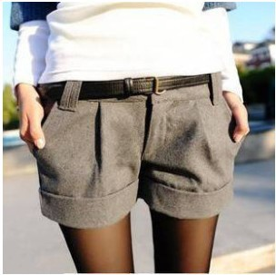 Free Shipping 2013 womens fashion shorts ladies casual short pants size S M L XL
