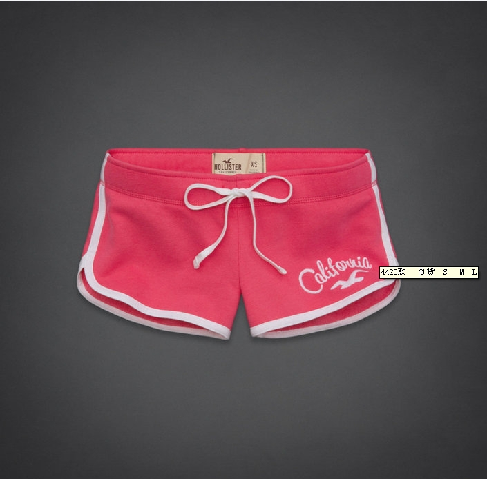 Free shipping,2013new arrival,fashion&casual,100% cotton,size S,M,L,Women's shorts,more color-W'S001,Pink