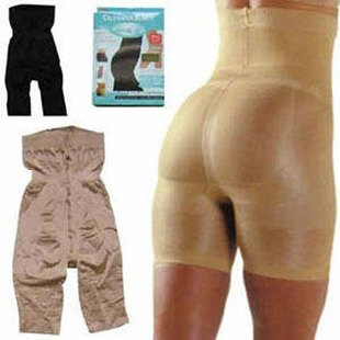 Free shipping 6pcs/lot Beauty Slim N Lift Slimming Pants, 2 colors&sizes,high quality with retail boxs