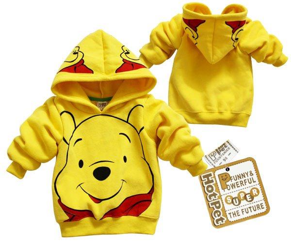 Free Shipping,6pcs/lot,KD-0021-39,wholesale:boys and girls add wool coat/children'sweater shirts/hoodies kids