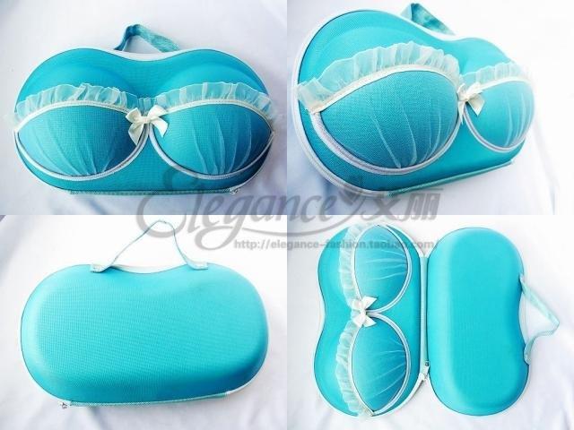 free shipping bra case underwear box big size wholesale