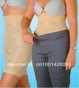 Free shipping California Beauty Slim Lift/Slim N Lift/Slim Pants, Body Shaper OPP bag packing 100PCS/lot