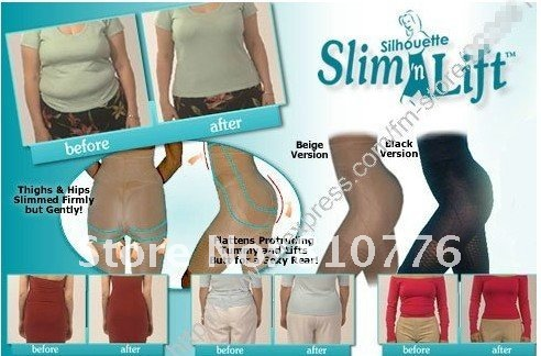 Free shipping, California Beauty Slim N Lift strapless supreme slimming underwear, Body Shaping, 200PCS/lot, by DHL