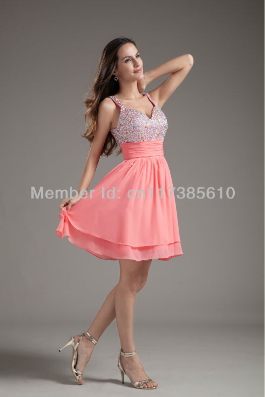 Free Shipping Fanny Wedding Party Gown Ball cocktail Bridal Prom Evening Dress F001