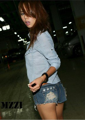 Free Shipping Fashion Hot Sale Korean Style Retro Sexy Denim Shorts, Fashion Women's Shorts, Pants+Wholesale/Retail