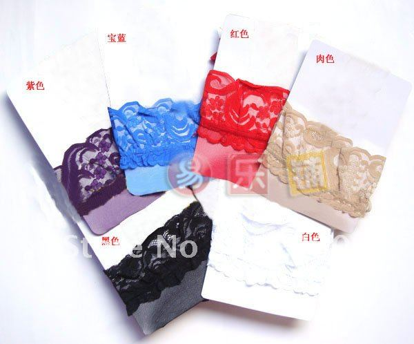 Free shipping fashion style sexy lace stocking V0001 wholesale 20 pieces/lot