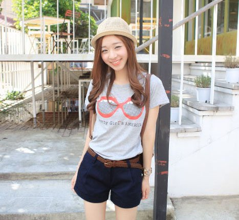 Free Shipping Fashion summer shorts Pants, shorts women trousers QY9103SK