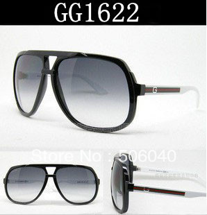Free shipping fashion Sunglasses GG1622  sunglasses with luxury packing wholesale 1pcs/lot