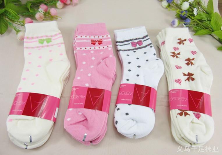 free shipping  high quality cotton Women ladies Socks wholesales