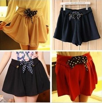 Free shipping!Hot Sale! 2012 New arrival Fashion sweety Shorts for Women, Hot Pants, ladies' shorts,Leisure Shorts
